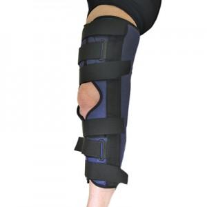 Orthèse d'immobilisation du genou  de type Zimmer
