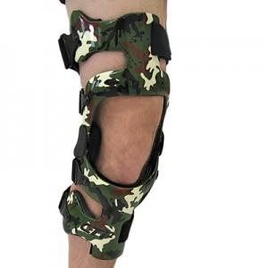 Orthèse du genou sur mesure en fibre de carbone CTi2