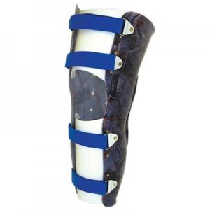 Orthèse d'immobilisation du genou (gouttière)