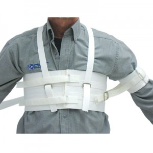 Orthèse stabilisatrice d'épaule