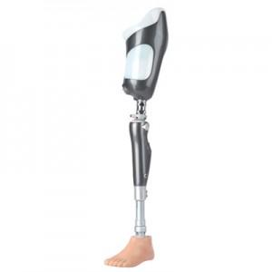Prothèse fémorale modulaire