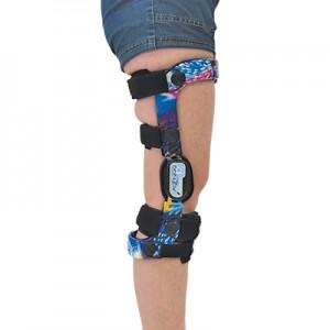 Orthèse du genou sur mesure en fibre  de carbone DonJoy Defiance