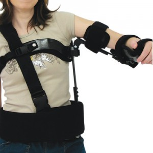 Orthèse d'abduction du bras de type aéroplane