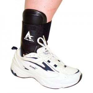 Chevillère articulée Active Ankle  en plastique