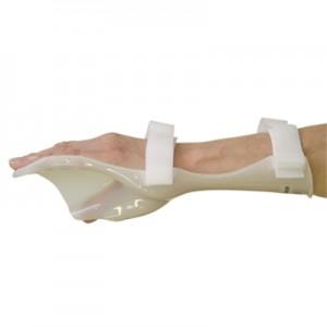 Orthèse de repos pour le  poignet et la main
